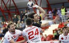 Vieyra cree que el Ademar necesitará tres victorias para estar en Copa Asobal