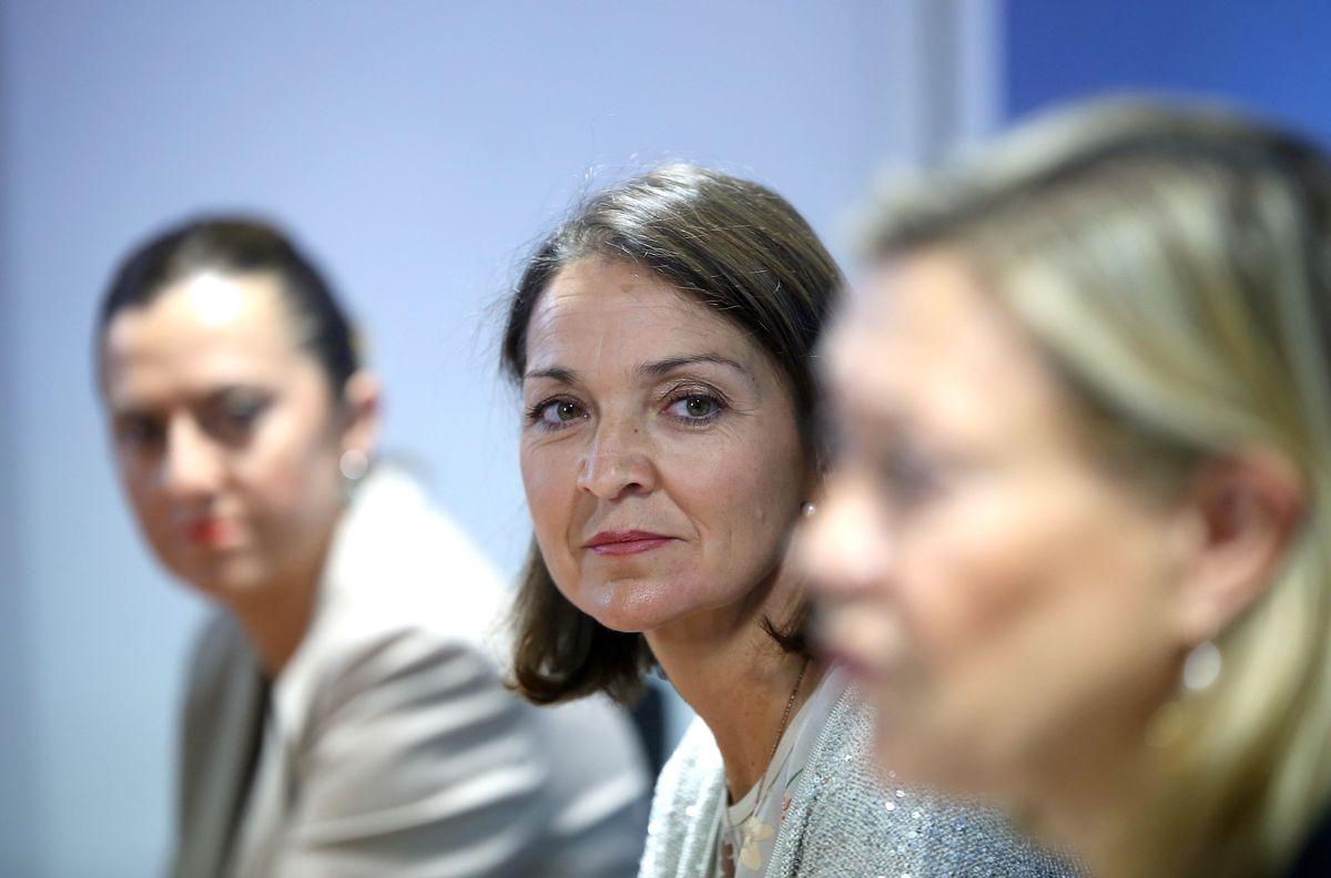 Herrera deja en manos de Pilar del Olmo la firma del acuerdo para reindustrializar Villadangos