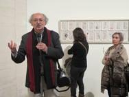 Antonio Colinas, guía perfecto en el MUSAC