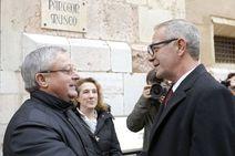 Visita institucional a San Isidoro