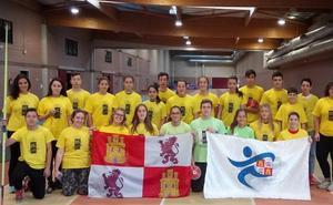 Cuatro leoneses en la concentración de la Federación de Atletismo
