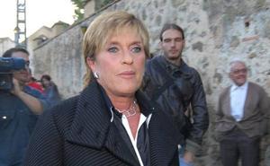 Chelo García Cortés desvela su edad