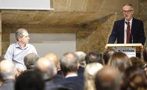 Guirao aboga por la alianza Ministerio y Junta para conservar y difundir el patrimonio histórico de León
