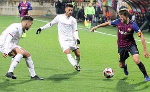 La Cultural busca dar un susto al Barça para calmar los ánimos