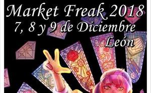 Segunda edición del Market Freak en Espacio León
