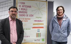 León revoluciona su tradicional mercado de Navidad y será una feria de calidad al estilo europeo