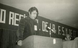 Armando Gutiérrez gana el premio literario 'Manuel Nevado Madrid'