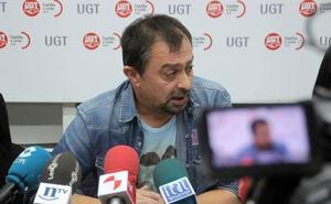 UGT lamenta que ni el inicio de la campaña de Navidad frene el desempleo en León