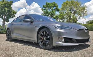 ¿Qué sanción le espera al conductor que circulaba a 216 kilómetros/hora con un vehículo eléctrico por Santas Martas?