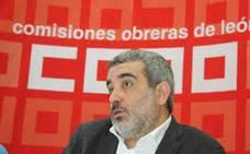 CCOO afirma que «las buenas noticias» no frenan el «declive» de León