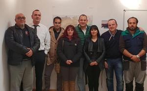 Cs San Andrés se reúne con la asociación de vecinos de 'La Laguna' para conocer sus demandas de primera mano