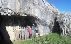 La ULE ofrece una ruta de espeleología para conocer los secretos de Valporquero