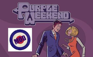 Descubre las canciones que sonarán en El Purple Weekend