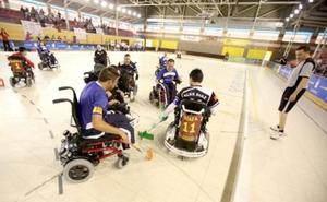 La Selección Española de Hockey en Silla de Ruedas Eléctrica se concentra este fin de semana en el CRE