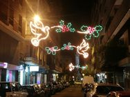 La 'triste' luz de Navidad