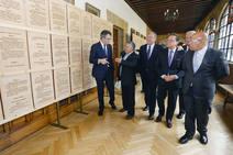 Acto institucional del 40 aniversario de la Constitución en León con Mario Amilivia como ponente