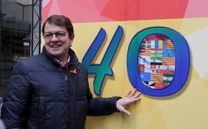 Mañueco avanza que hablará de candidatos a las elecciones «antes de fin de año»