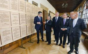 León pone en valor la Constitución en su 40 aniversario