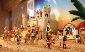 La Navidad, en Playmobil