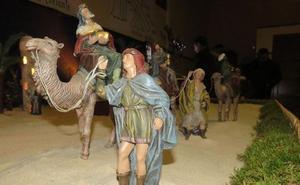 Tradición hecha Belén en Lorenzana