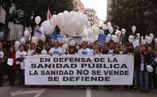 La Plaza de Botines acogerá una nueva concentración en defensa de la sanidad pública