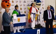 Yessenia Salgado, campeona de España y campeona de Europa por clubes