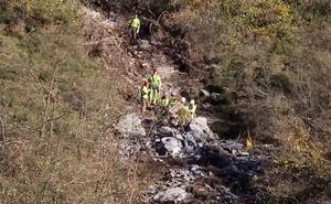 Restablecido el tráfico ferroviario entre Asturias y León tras tres días cerrado