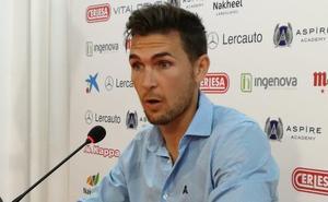 Víctor Cea: «No tengo dudas de que la afición va a estar con el equipo»