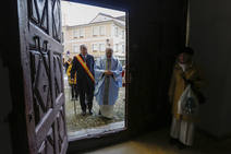 Celebración de la festividad de la Inmaculada en León