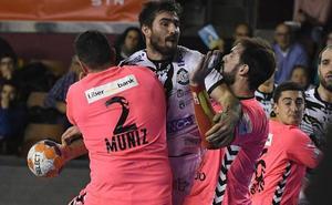 El Abanca Ademar se hace fuerte en casa y ya roza la Copa Asobal