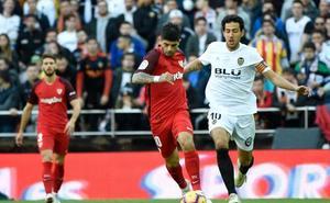 Diakhaby salva un punto para el Valencia en la prolongación
