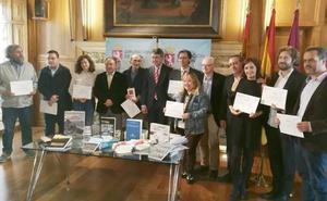 Antonio Martínez Robles y 'Tu voz, que ahora importa', Premio Bienal de Poesía de la Diputación