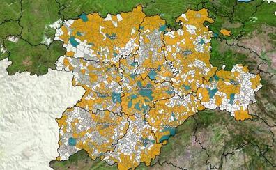 Fomento incorpora A Villagatón o Alija del Infantado al mapa digital del urbanismo de Castilla y León