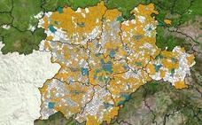 La Junta ampliará el mapa digital urbanístico con 230 municipios de la comunidad