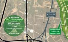 Herrera trasladará la postura de la Junta en torno la desarrollo de la plataforma logística de Torneros