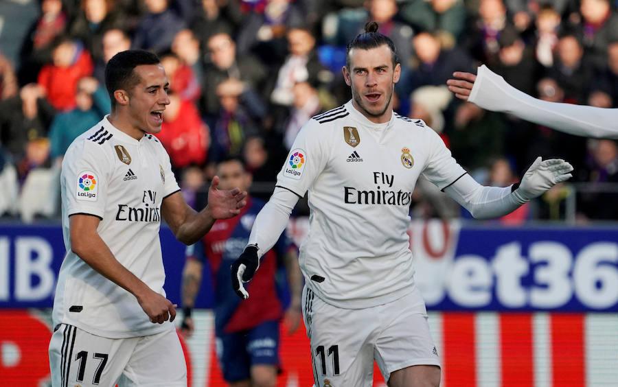 Las mejores imágenes del Huesca-Real Madrid