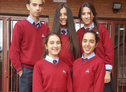 «The Montessori Times» gana el premio semanal de El Norte escolar