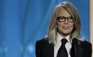 Diane Keaton recupera una cartera que perdió hace cincuenta años
