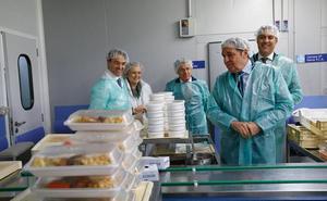Sáez Aguado considera que la huelga de limpieza en el Hospital de León «debe tener un impacto muy limitado»