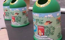 Los monumentos de León, a la basura