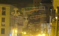 La Calle Ancha sigue sin 'encender' la Navidad