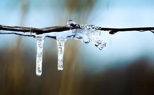 Villablino, con -3,7 grados, entre las temperaturas más bajas del país