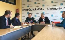San Andrés pide a Alsa nuevas paradas en las líneas de bus urbano que conectan con el centro de León