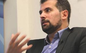 Luis Tudanca: «A las cuencas deben llegar el dinero contante y sonante que se les adeuda»