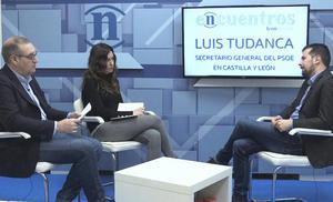 Luis Tudanca: «El culpable de la frustración de León no es Valladolid, es de quien gobierna la Junta»