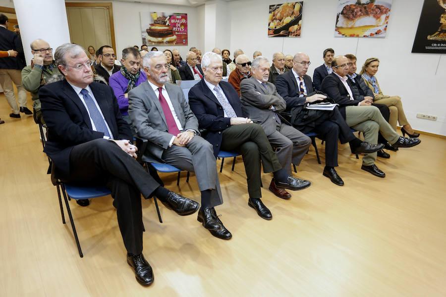 Pilar del Olmo interviene en la jornada 'León, camino de una reindustrialización necesaria'