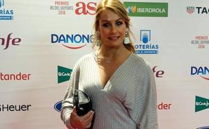 Lydia Valentín, galardonada en los 'Premios AS del Deporte'