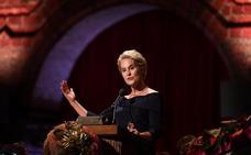 Ceremonia de entrega del premio Nobel 2018 en Estocolmo (Suecia)