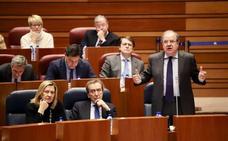 Herrera niega a Podemos que la vinculación con San Juan de Dios en León reduzca la inversión pública