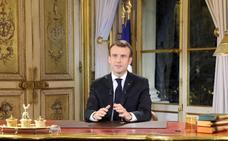 Macron dispara el déficit sin lograr la paz social